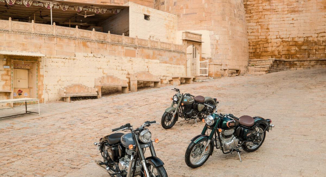 royal enfield classic  nowy model