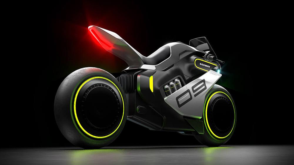 segway apex h motocykl