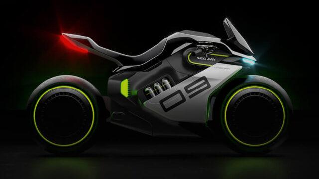 Segway wyprodukuje motocykl z niesamowitym silnikiem – kiedy Apex H2 trafi do produkcji?