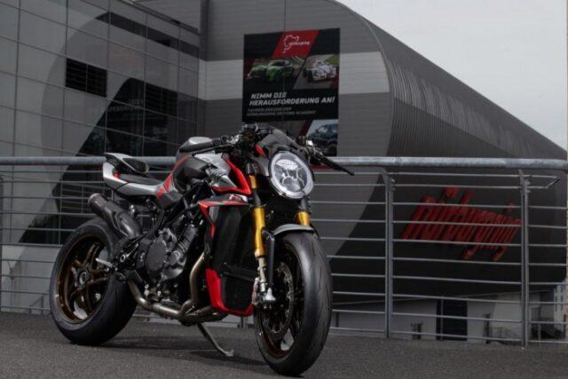 Limitowana wersja MV Agusta Brutale 1000 Nurburgring – najbardziej ekstremalna, najbardziej torowa i najdroższa w gamie