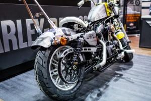 Harley-Davidson - Bitwa Królów 2017